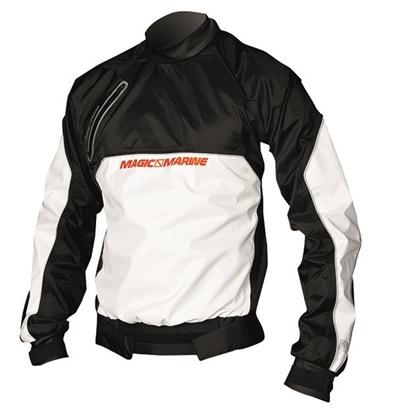 Εικόνα της Αντιανεμικό Racing Black/White