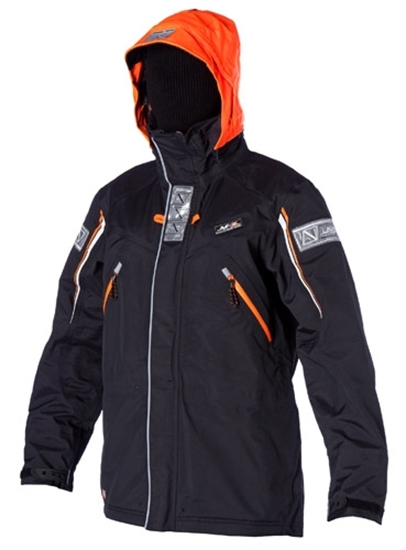 Picture of Continental Jacket Black