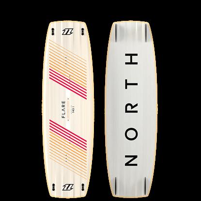Εικόνα της Flare Board Hybrid White
