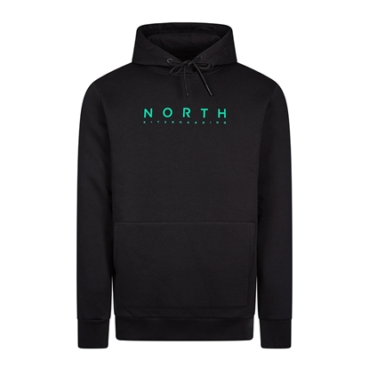 Picture of Solo Hood Sweater Black