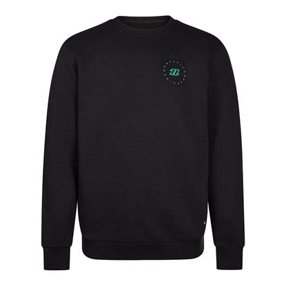 Picture of Flash Crew Sweater Black