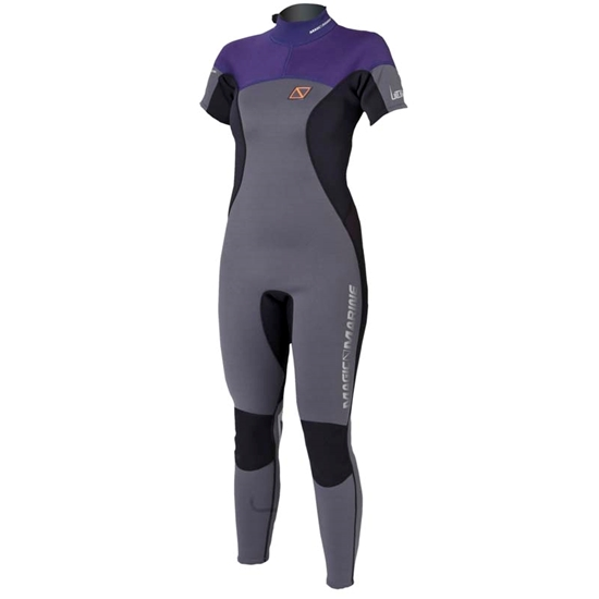 Picture of Shortarm Ladies Ultimate Grey