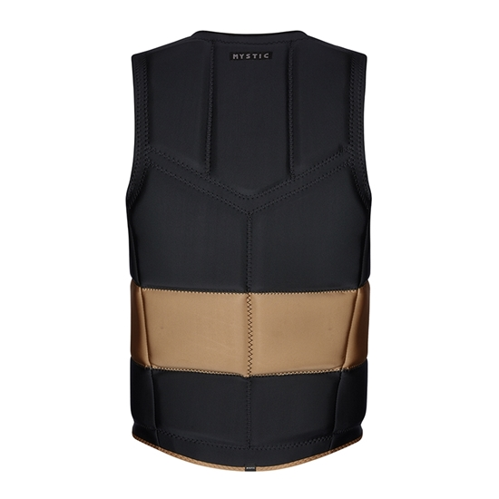 Picture of Stone Impact Vest Wake Black