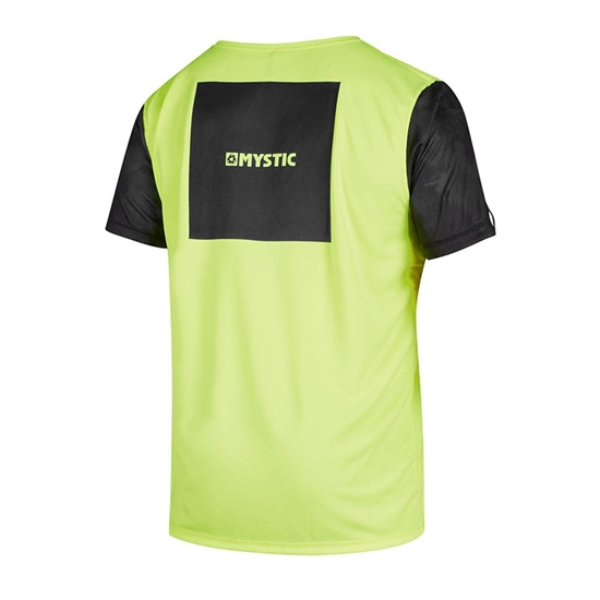 Picture of Majestic Quickdry Navy/Lime