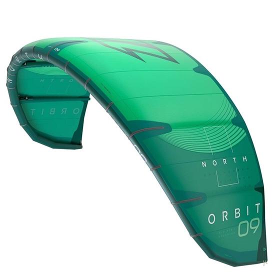 Picture of Kite Orbit Marine Green