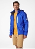 Picture of CREW HOODED JACKET Blue