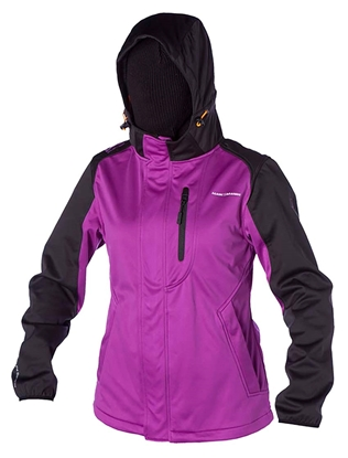 Picture of SOFTSHELL LADIES LAUNCH Purple